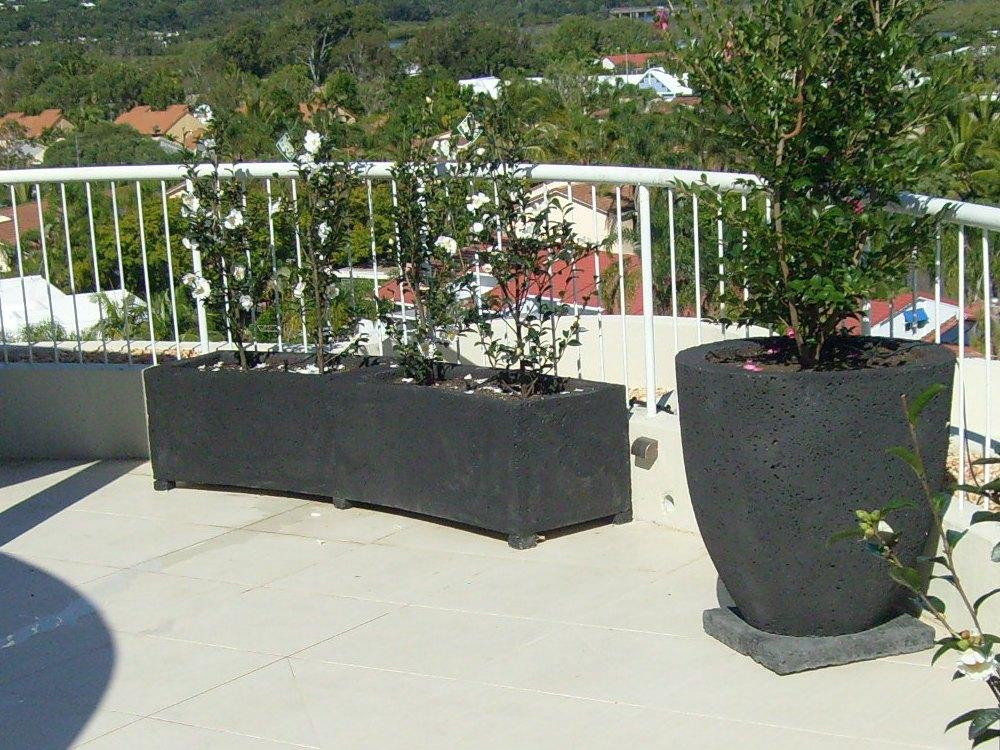Potanico Contemporary Pots